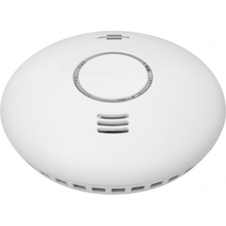 Brennenstuhl®Connect Wireless Smoke and heat detector (WiFi)