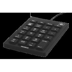 Silicone Numpad (IP68, Black)
