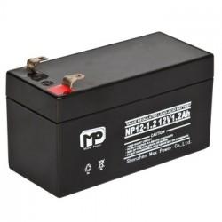 Teletec Battery 12 VDC / 1.2Ah