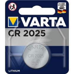 CR2025 Litium batteri