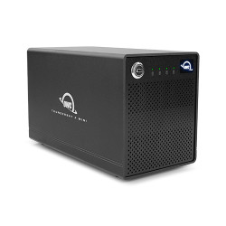 OWC ThunderBay 4 Mini (Thunderbolt 3)