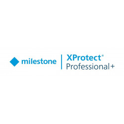 Milestone XProtect Professional+ (Enhetslicens)