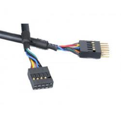 Akasa USB internal extension 40cm