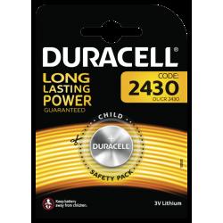 CR2430 Lithium batteri