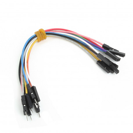 Wire Jumpers Male to Female (15 cm)