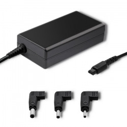Qoltec Power adapter designed for Acer (65W, 3 DC plugs)