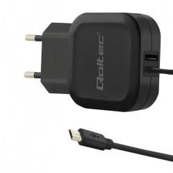 USB Charger 17W, USB + Micro USB