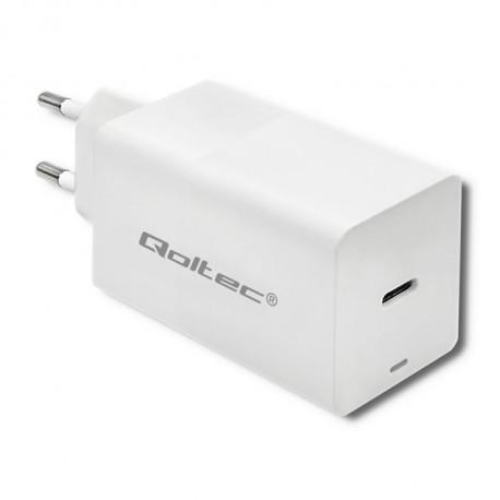 USB-C-väggladdare med Power Delivery, 65W
