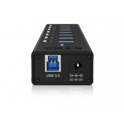 ICY BOX 7-port USB 3.0 Hub