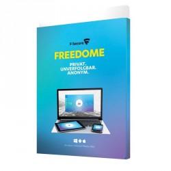 F-Secure Freedome (1 år 5 användare)